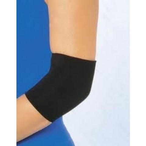 Cotoveleira de neoprene na cor preta Dilepé(tamanhos P/M/G/GG)-unidade