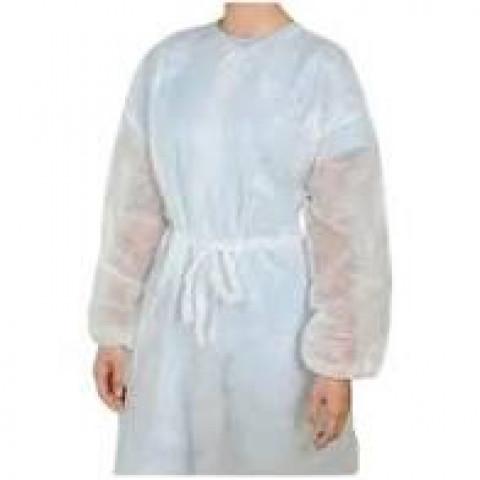 Avental branco 20g com 10M/L Clean