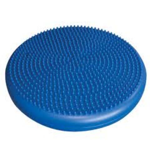 Disco de equilíbrio ACTE com bomba de ar(cor azul)