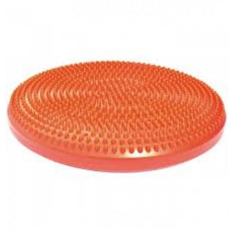 Disco de equilíbrio inflável na cor laranja Hidrolight