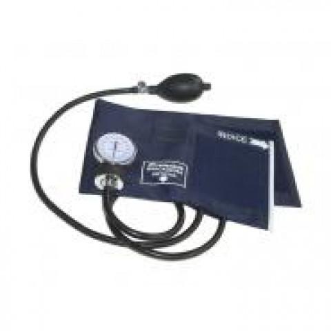 Esfigmomanômetro aneróide infantil em nylon velcro sem esteto G-Tech Premium