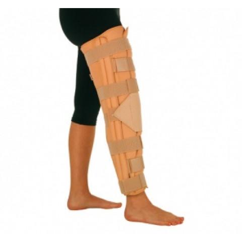Imobilizador de joelho de 70cm/estreito
