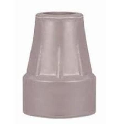 Ponteira para muleta axilar/canadense Mercur(cinza)-unidade