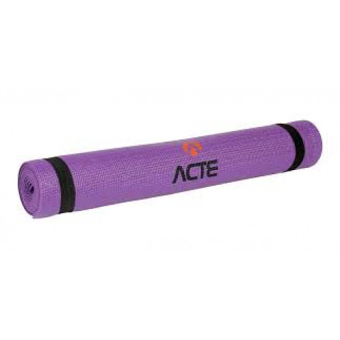 Yoga mat em EVA lilás ACTE