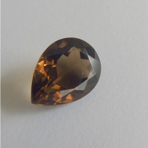 Fumê Ou Morion Natural Pedra Preciosa 2824