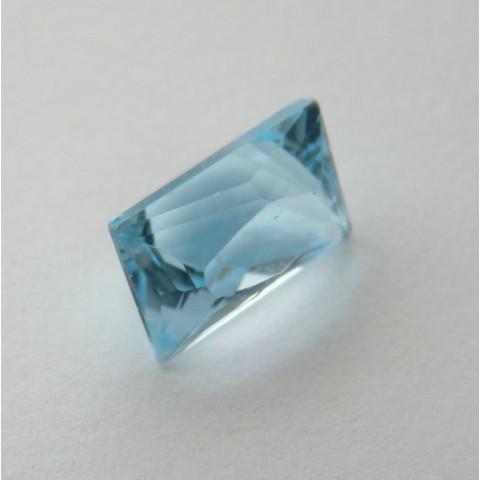 Topázio Sky Blue Natural Pedra Preciosa Natural  2838