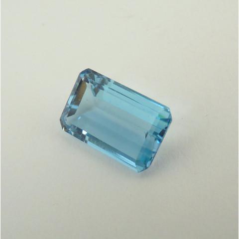 TOPÁZIO NATURAL SWISS BLUE, Pedra Preciosa, Cód 3433