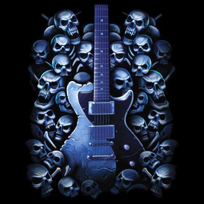 TRANSFER GUITARRA BLUES NIGHTMARE (847)