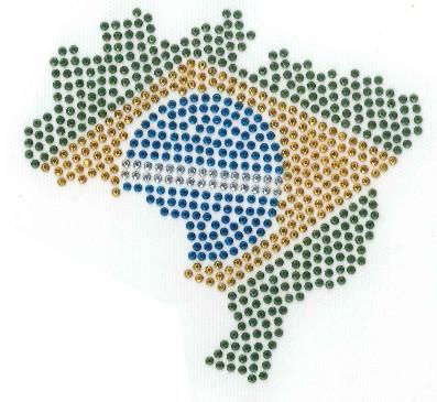 TRANSFER STRASS BRASIL MAPA (787)