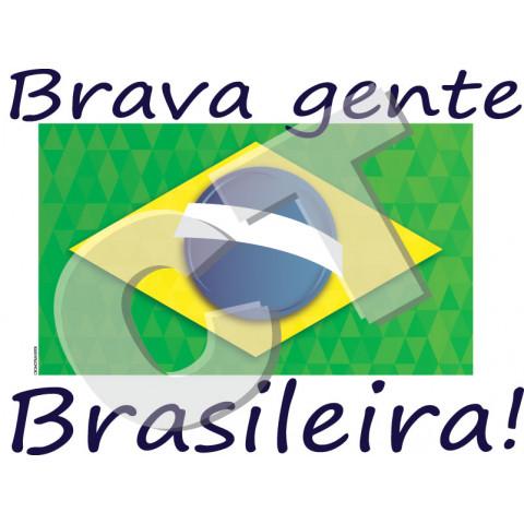 TRANSFER BRASIL BRAVA GENTE (805)