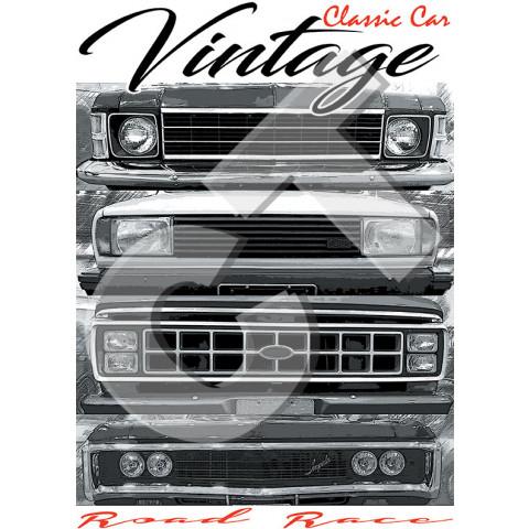 TRANSFER VINTAGE CAR (1181)