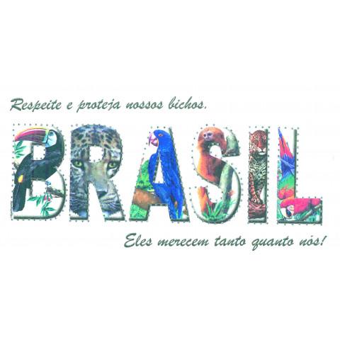 TRANSFER BRASIL BICHOS COM STRASS (196/255)