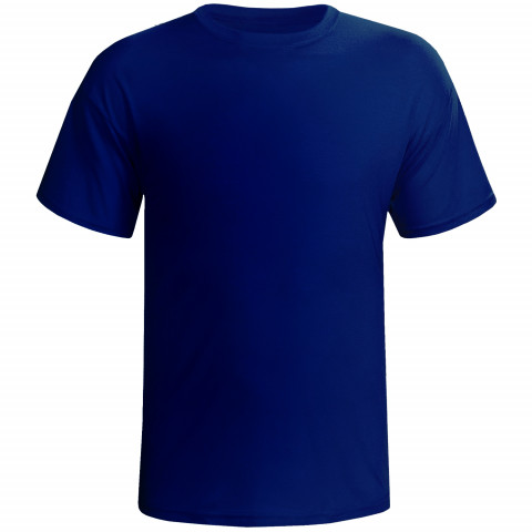 CAMISETA AZUL ROYAL (20176)