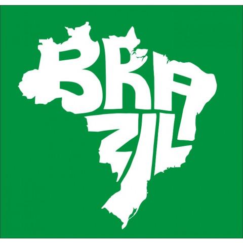 TRANSFER BRASIL POWER FILM BRANCO (20015)