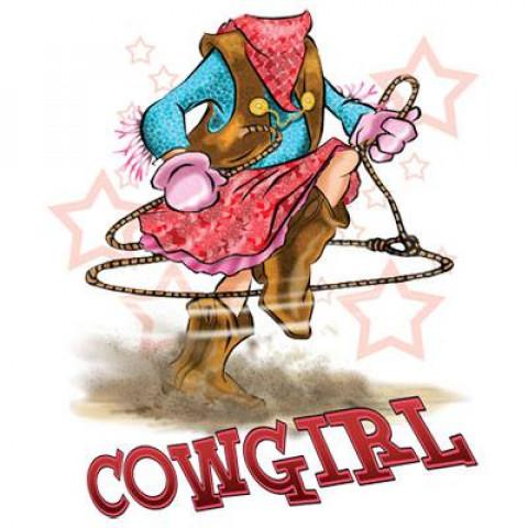 TRANSFER CORPO COWGIRL (972)