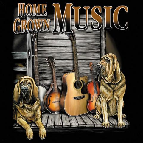 TRANSFER HOME GROWN MUSIC (1160)