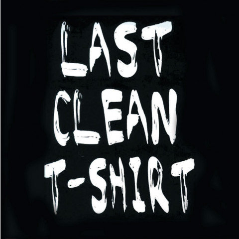 TRANSFER LAST CLEAN T-SHIRT (1114)
