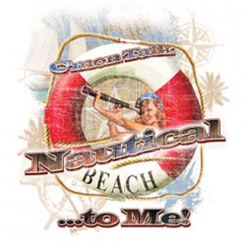 TRANSFER NAUTICAL BEACH (685)