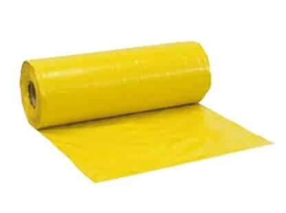 lona amarela plastica preço