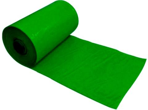 Lona Plástica Verde Paperplast 4X50 REF150 15 Kg