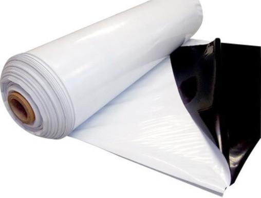Lona Dupla Face Capa Branca PROMOÇÃO 8X100 REF175 96 Kg
