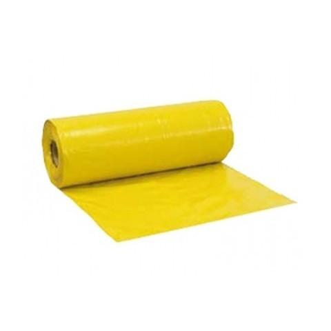 Lona Plástica Amarelo Paperplast 4X100 REF150 30 Kg