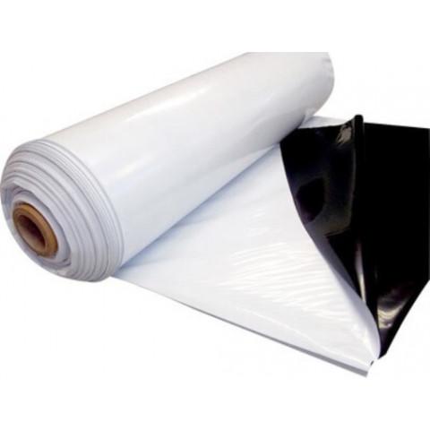 Lona Dupla Face Capa Branca PROMOÇÃO 6X100 REF150 60 Kg