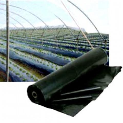 Mulching Preto NORTENE 1,40mX500m 15 Micras - Garantia 8 Meses