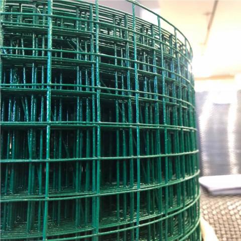"""Tela para Cerca Revestida PVC 2,5 cm - 1x30m com malha de 1"""""""