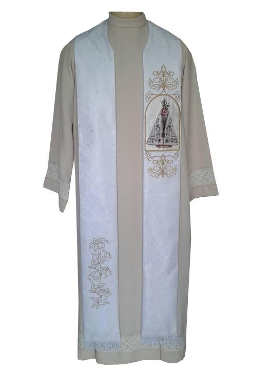 Estola Nossa Senhora de Nazaré.  CÓD: EST-062