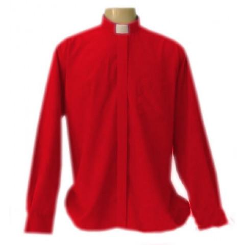 Camisa Clerical Manga Longa.      CÓD: CAC-030-2