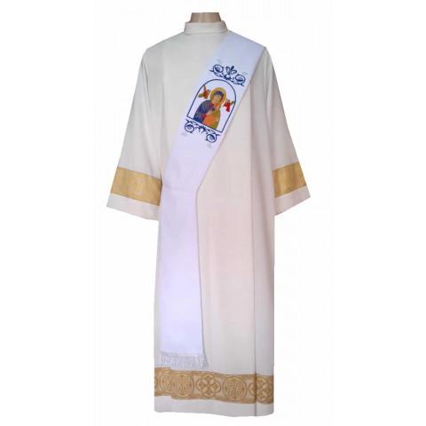 Estola Diaconal Nossa Senhora do Perpétuo Socorro. CÓD: DIAC-058