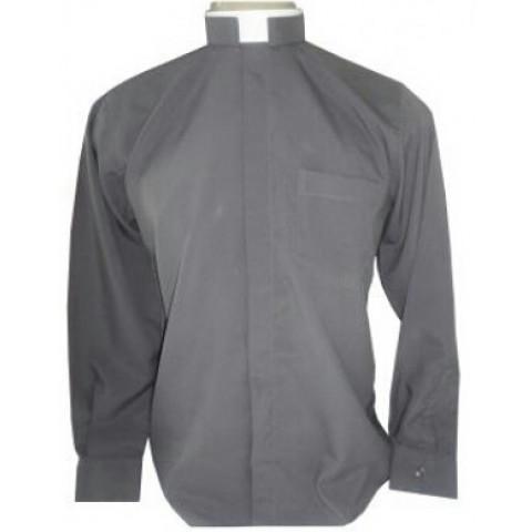 Camisa Romana Manga Longa. CÓD: CAC-003