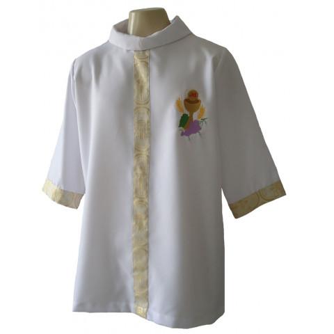 Veste Para Ministro da Eucaristia.   CÓD: VPM-011