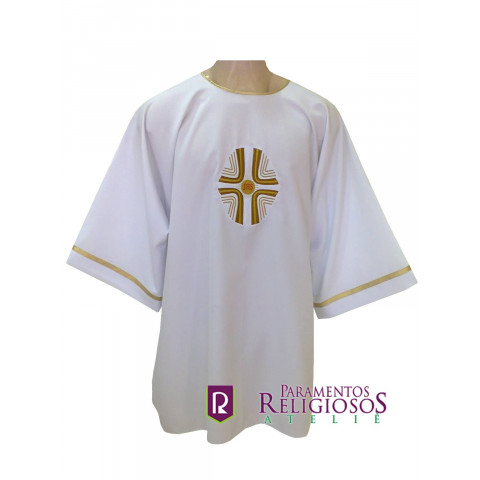 Veste Para Ministro da Eucaristia.       CÓD: VPM-040