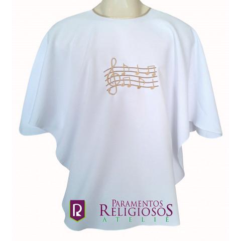 Veste Para Salmista. Disponível nas Cores Litúrgicas. CÓD: VPL-047