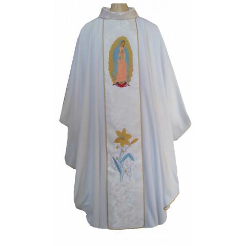 Casula de Nossa Senhora de Guadalupe. CÓD: CAS-790