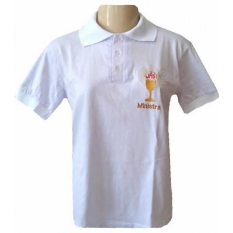 Camisa Polo para Ministro de Eucaristia. CÓD: VPM-029