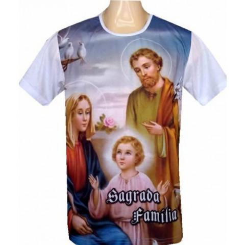 Camisa Sagrada Família. CÓD: CMS-036