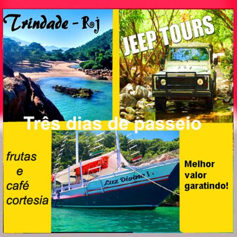 ESCUNA + JIPE TOUR + TRINDADE - Melhor preço garantido!!!