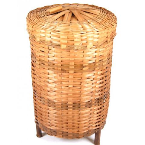 Balaio de Bambu Grande 45x70 altura