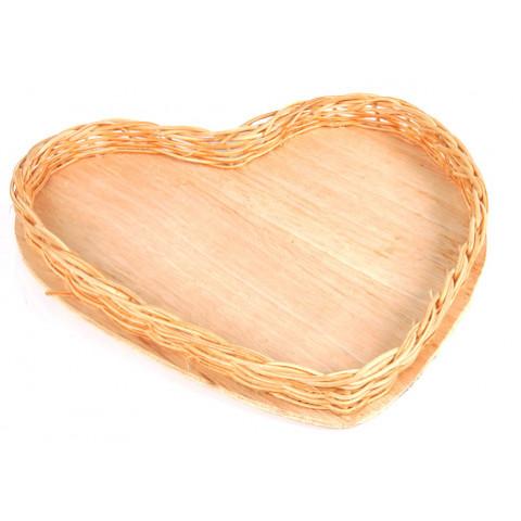 Bandeja Coração n.05 25 cm