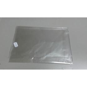 Saco medio transparente 60x90 cm