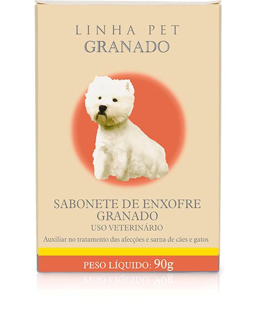 SABONETE DE ENXOFRE GRANADO