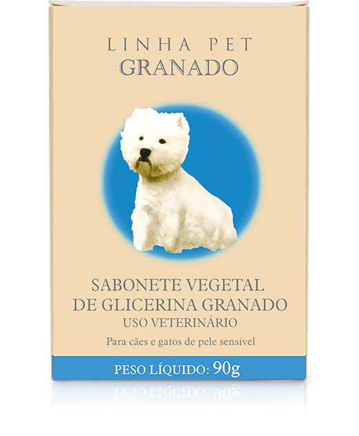 SABONETE DE GLICERINA GRANADO