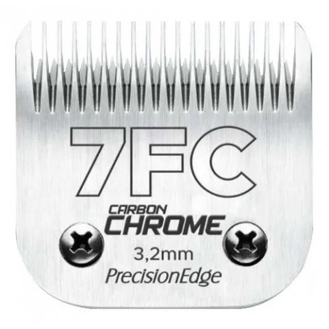 LÂMINA #7FC CARBON CHROME PRECISIONEDGE