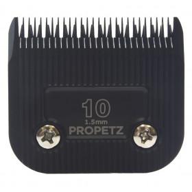 Lâminas de Tosa de Aço Inox e Titanium 10 Premium - Propetz