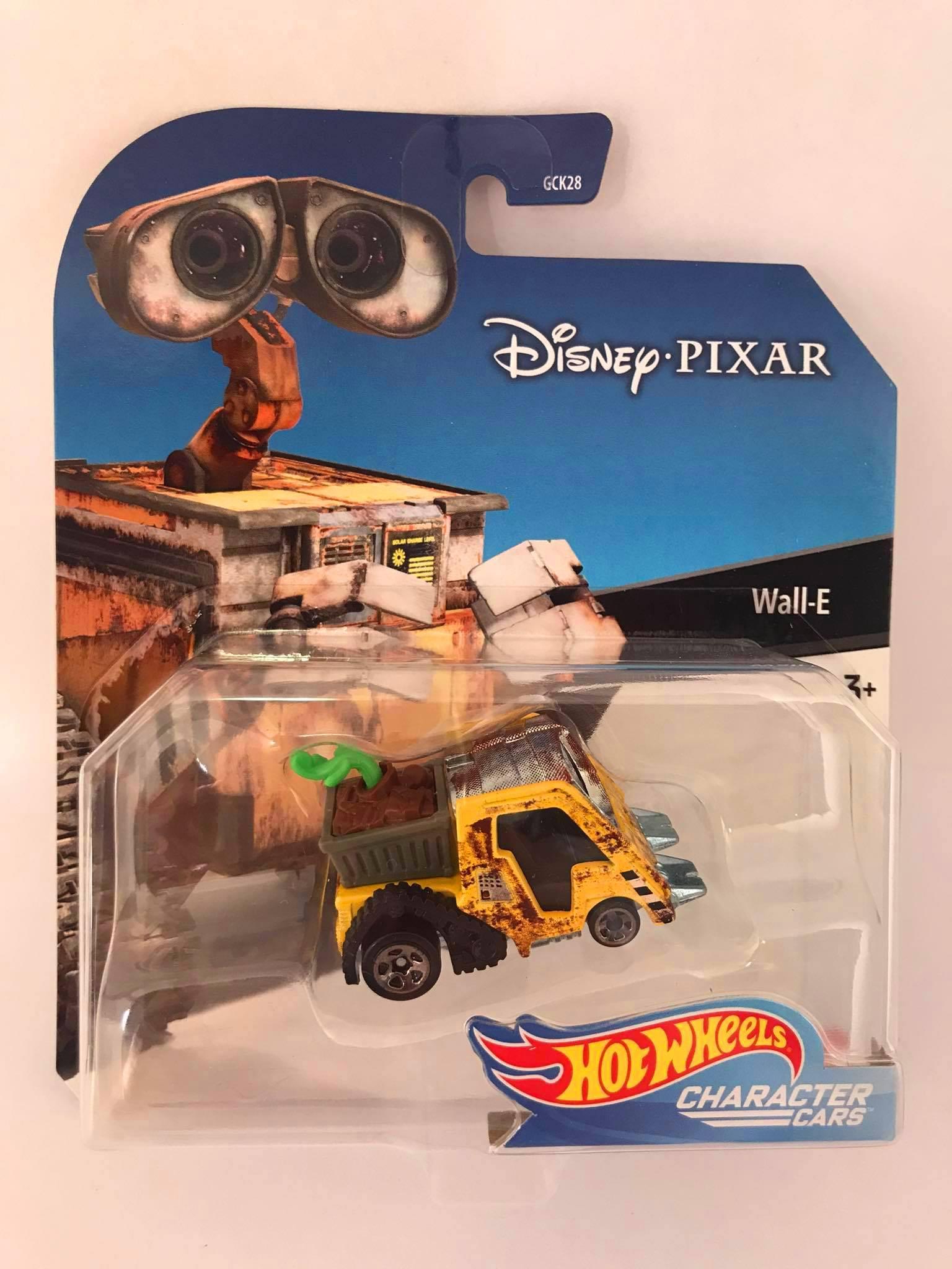 Hot Wheels - Wall-E - Disney Pixar - Character Cars
