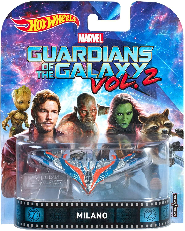Hot Wheels - Milano - Guardiões of the Galaxy Vol 2 - Retro