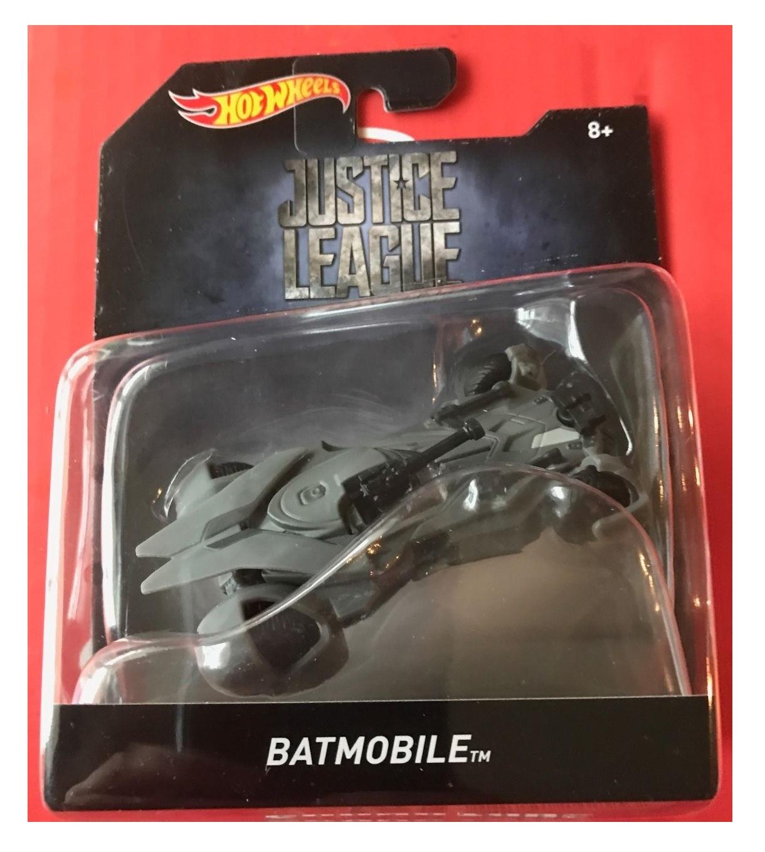 Batman - Batmobile Justice League - 2017 Batman 1:50